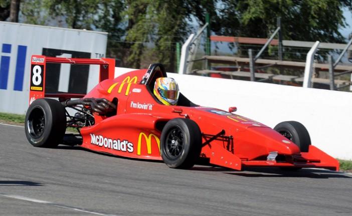 FRA 2.0: Marino y Moggia, dominadores de la clasificación