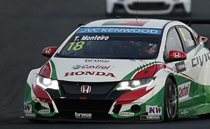 WTCC: Tiago Monteiro pierde su victoria en Buriram