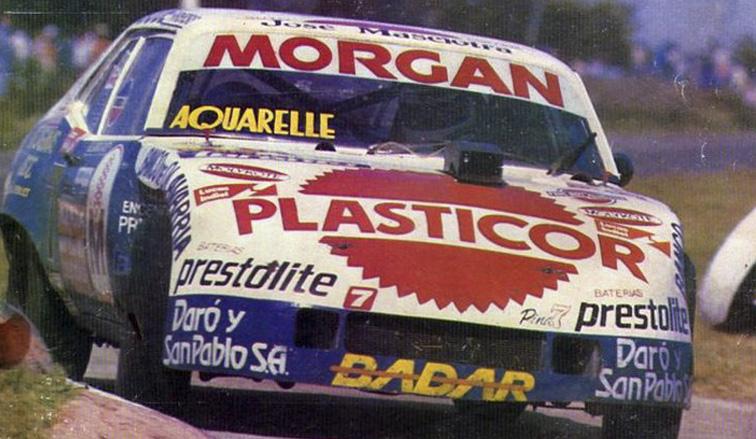 Un día como hoy, pero de 1992, fallecia Roberto Mouras