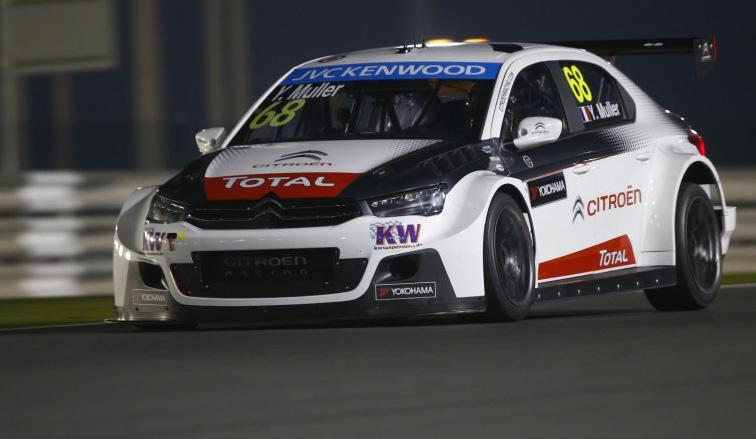 WTCC: Muller ganó en Qatar y logró el subcampeonato