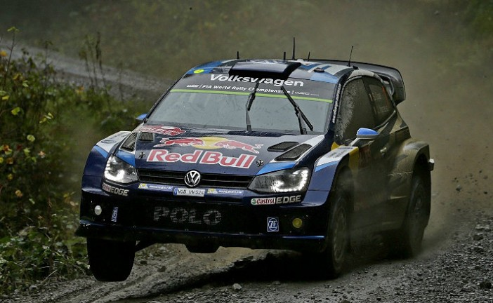 WRC: Ogier aumenta la ventaja sobre Meeke