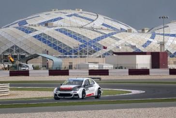 WTCC: «Pechito» López, pole en Qatar