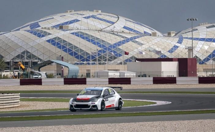 "WTCC: ""Pechito"" López, pole en Qatar"