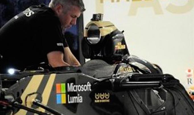Fórmula 1: Renault ya trabaja en la fábrica de Lotus F1 Team
