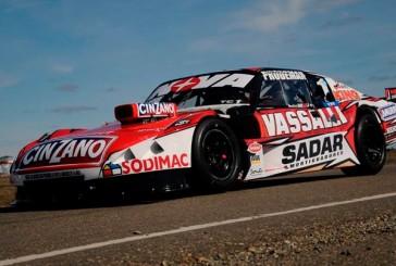 TC: Rossi se quedó con la 1ª clasificación en Comodoro Rivadavia