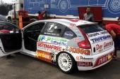 TN C3: El equipo Citroën Total TN Racing probó en San jorge