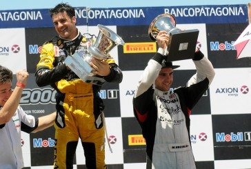 STC2000: Spataro cantó victoria en Mendoza