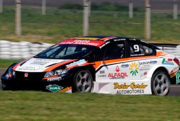 TC2000: Krujoski y Cáceres, dominaron los entrenamientos en Concepción del Uruguay