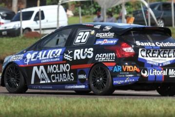 TNC3: Tuero hizo la pole position en Posadas