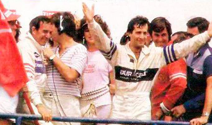 22 de Diciembre de 1985, «Tito» Bessone debutaba y ganaba en TC