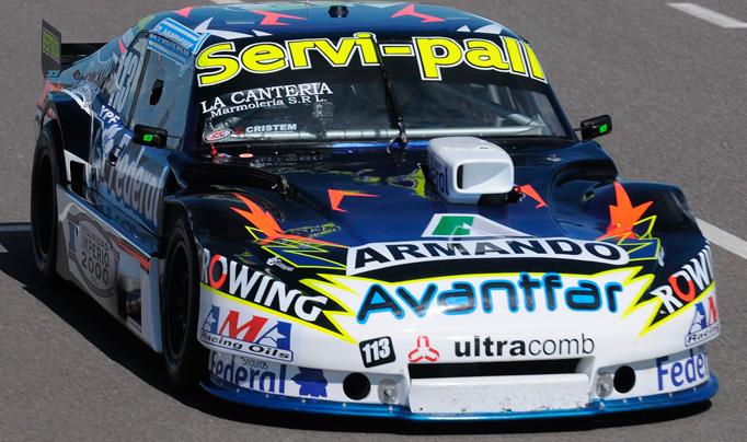 TC: Diego De Carlo, el más rápido en el primer entrenamiento