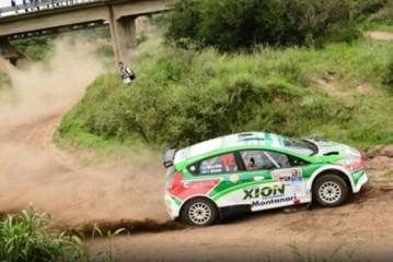Rally Argentino:  Díaz dominó el día 1 en Córdoba