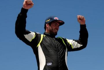 TCP: Gini ganó la carrera y es el campeón