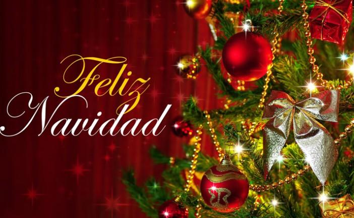 Feliz Navidad para todos!!!
