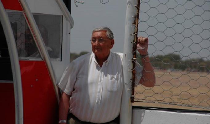 Falleció el padre de Guillermo Ortelli