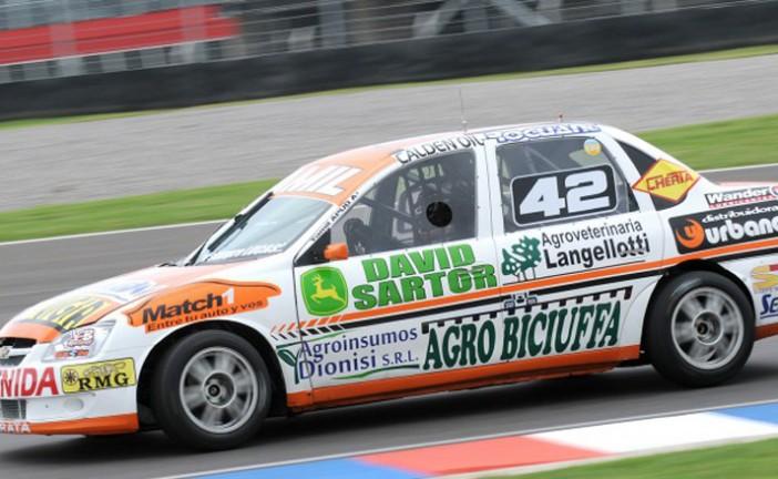 TN C2: Apud se quedó con la 1º serie, Percaz con la 2º y Fernández con la 3º