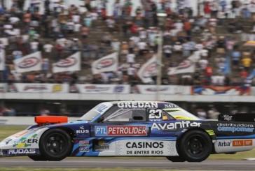 TC: Ponte, Martínez y Werner, los ganadores de las series