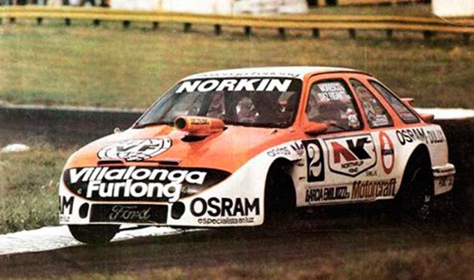 Un 18 de Diciembre de 1988, Mario Gayraud lograba su último triunfo en el TC 2000