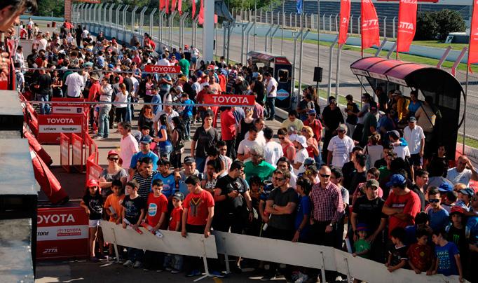 STC2000: San Luis ya palpita el Gran Premio Coronación