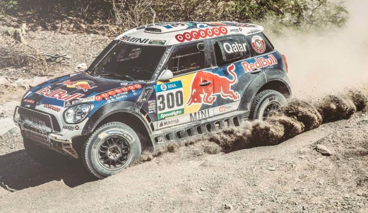 Rally Dakar: Etapa 8 – El príncipe qatarí consiguió el triunfo