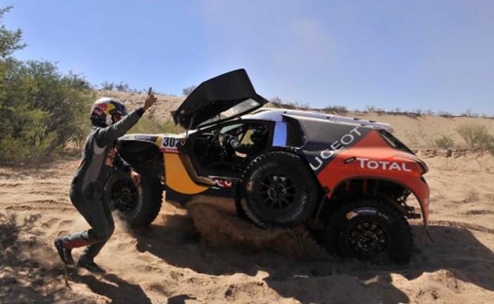 Rally Dakar: Etapa 10 – Peterhansel es el nuevo líder tras cumplirse la etapa Belén-La Rioja