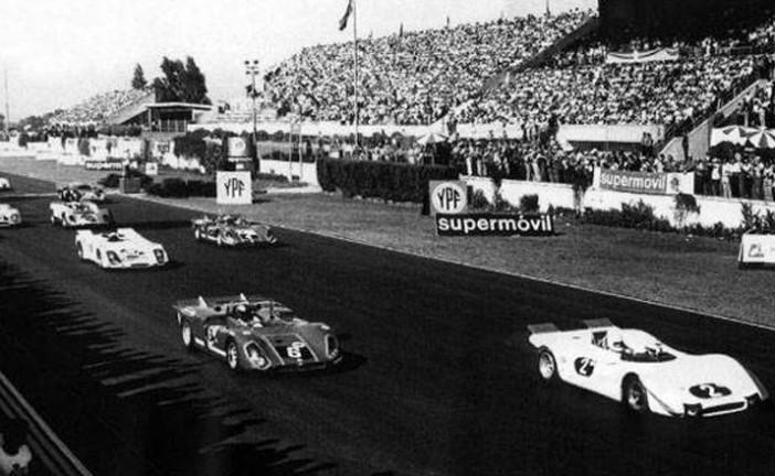 11 de Enero de 1970, debutaba el Berta LR / Ford Cosworth en los 1000km de Buenos Aires