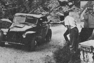 22 de Enero de 1961, ganaba Oscar Cabalén en Carlos Paz