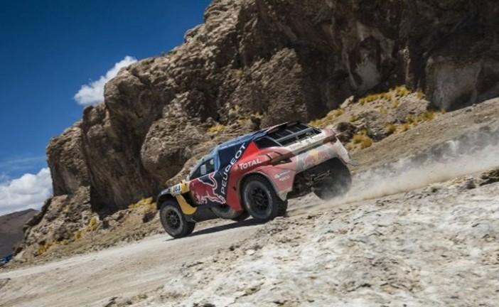 Rally Dakar: Etapa 7 – Sainz conquistó la etapa Uyuni (Bolivia) – Salta