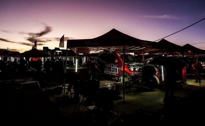 Rally Dakar: Día de descanso