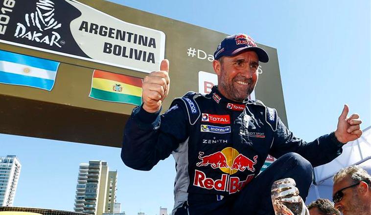 Rally Dakar: La clasificación está «EN SUSPENSO»