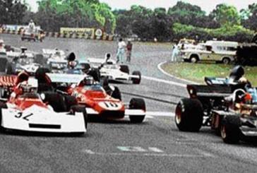 28 de Enero de 1973, Emerson Fittipaldi ganaba el GP de Argentina