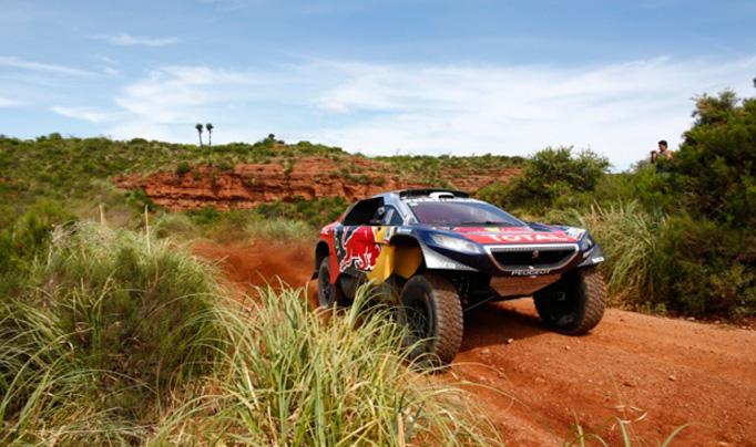 Rally Dakar: Etapa 2 – Sebastien Loeb demostró sus dotes
