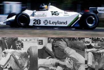 13 de Enero de 1974, el «Lole» Reutemann lloró ante el mundo