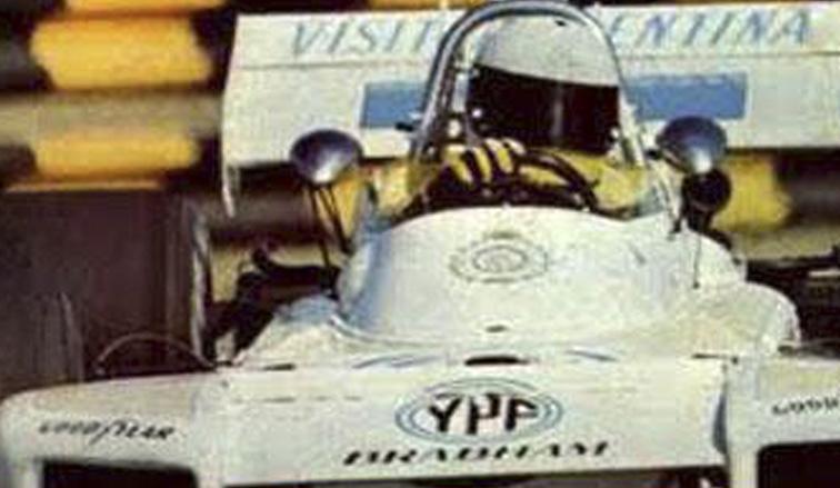 23 de Enero de 1972, Reutemann debutaba en Fórmula 1