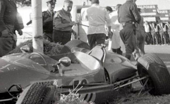 29 de Enero de 1967, se accidentaba gravemente Carlos Martín