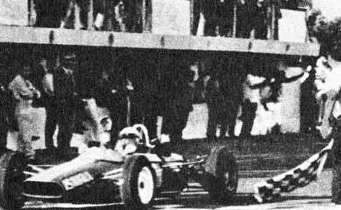 30/01/1967, producto de un accidente, fallecía Carlos J. Martín