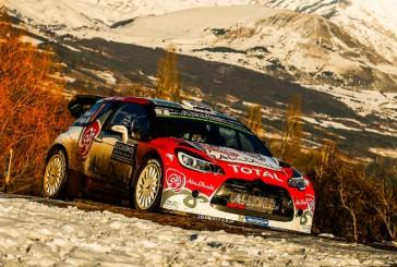 WRC: Meeke el más rápido en el Shakedown de Monte Carlo