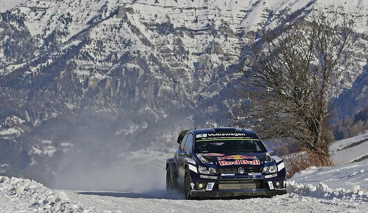WRC: Ogier se quedó con el rally de Monte Carlo