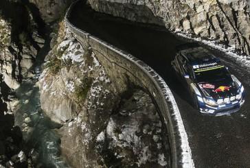 WRC: Ogier sigue liderando en Monte Carlo
