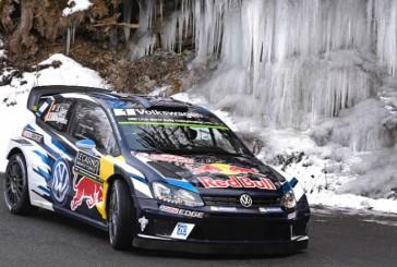 WRC: Ogier lidera un duelo épico en Monte Carlo