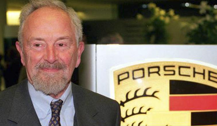 30/01/1951, nos dejaba Ferdinand Porsche