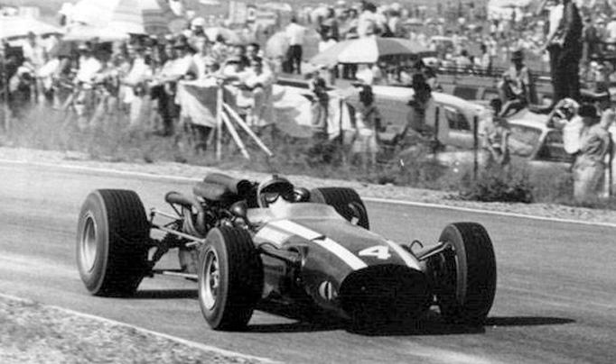 Un 2 de enero de 1967,  Pedro Rodríguez ganaba en el GP de Sudáfrica de Fórmula 1
