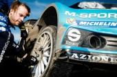 Rally Mundial: Odsberg se prueba en la nieve antes de Suecia