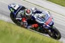 Moto GP: Lorenzo, el gran dominador de los test en Sepang