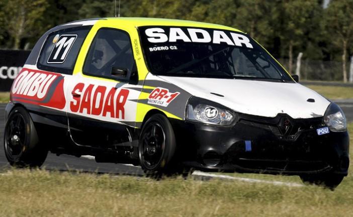 TN C2: Boero se quedó con la 1º clasificación