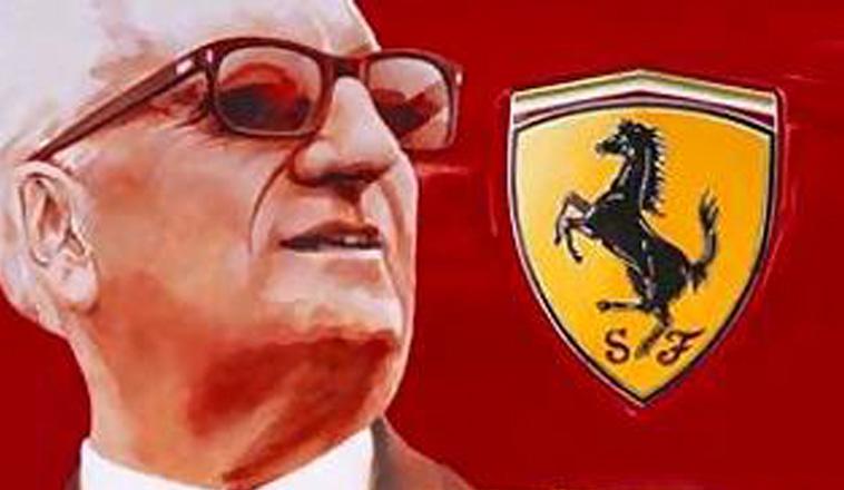 18 de Febrero de 1898, nacía Enzo Anselmo Ferrari
