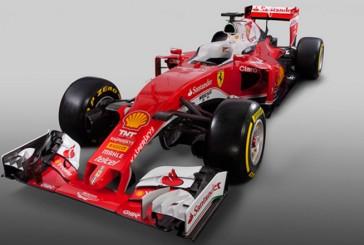 Fómula 1: Ferrari presentó el SF16-H