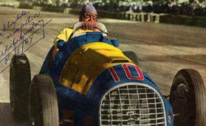 18 de Febrero de 1951, José Froilan González ganaba con Ferrari