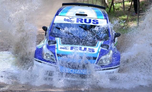 Rally Argentino Día 1: Manda Ligato