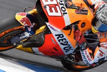 Moto GP: Márquez el mejor en el último entrenamiento en Phillip Island